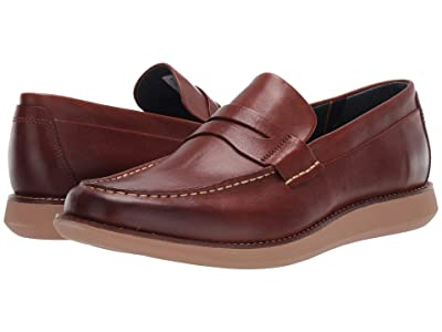 Sperry Kennedy Penny Loafer (Rustic Tan) Men