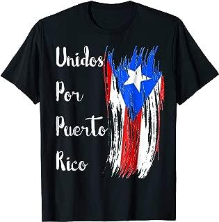 Puerto Rico Se Levanta T-shirt - Unidos Por Puerto Rico