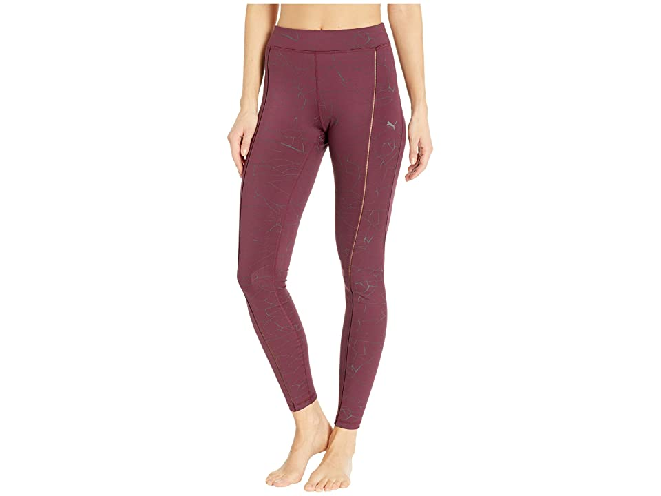 PUMA Explosive Avow Night Tights (Fig) Women