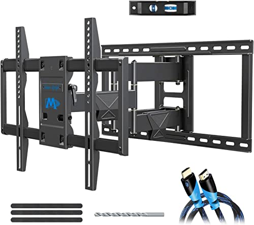 Mounting Dream Full Motion TV Mount Wall Bracket TV Wall Mounts for 42-75 Inch TV, Premium TV Bracket, Fits 16, 18, 2...