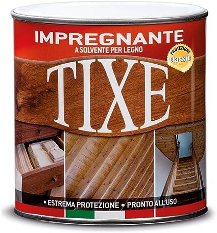 Tixe 501604 Impregnante Per Legno A Solvente Vernice Ciliegio 750 Ml Amazon It Casa E Cucina