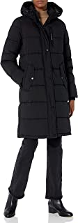 BCBGeneration Women's BCBGeneration Eco-friendly filled long puffer coat with Hood Parka