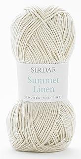 Sirdar Summer Linen - Buttermilk 203