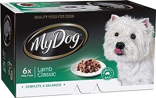 MY DOG Lamb Dog Wet Food 6 x 100g