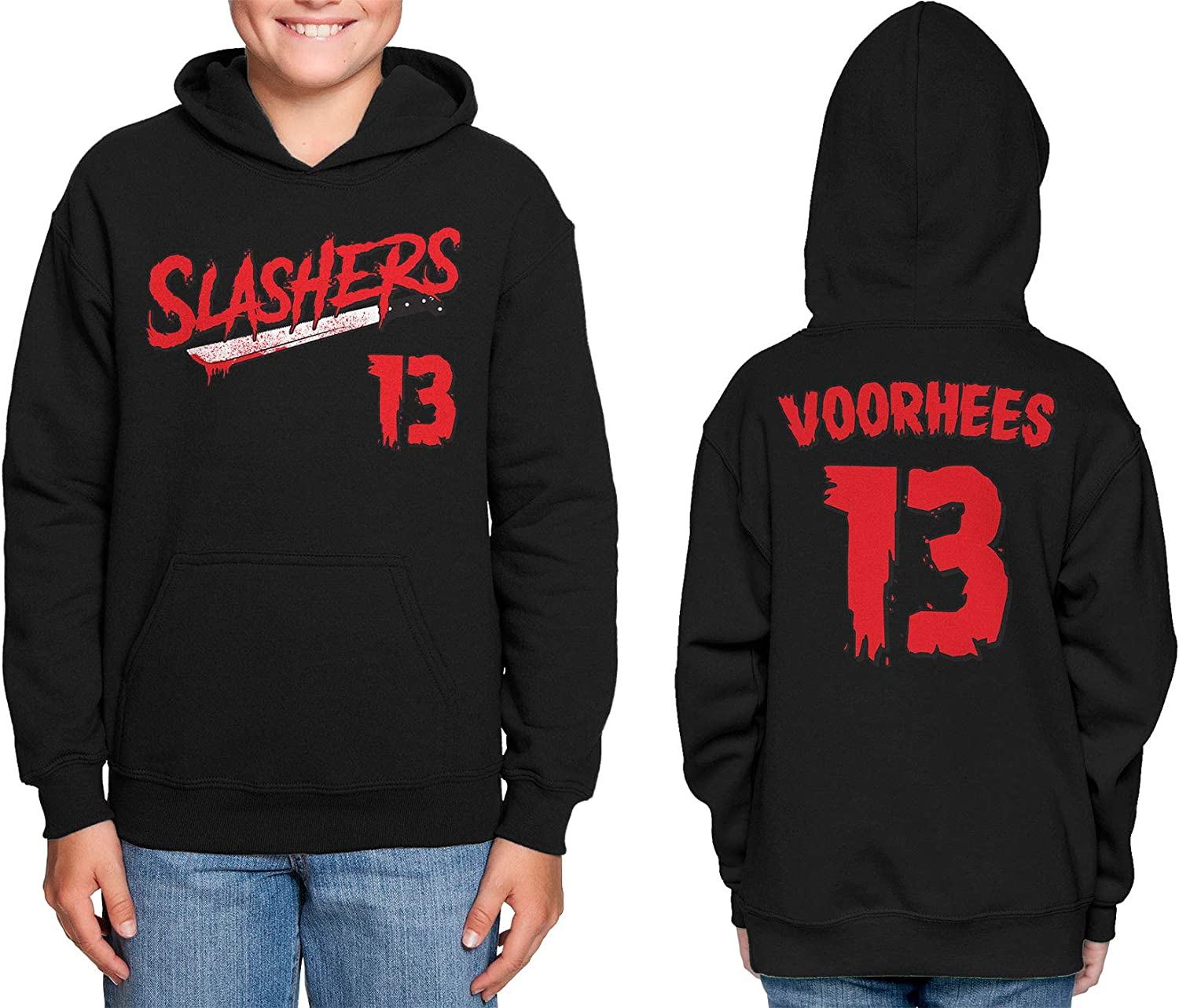 Haase Unlimited Slashers Sale Voorhees 13 Ranking TOP13 Toddler You - Jersey Horror
