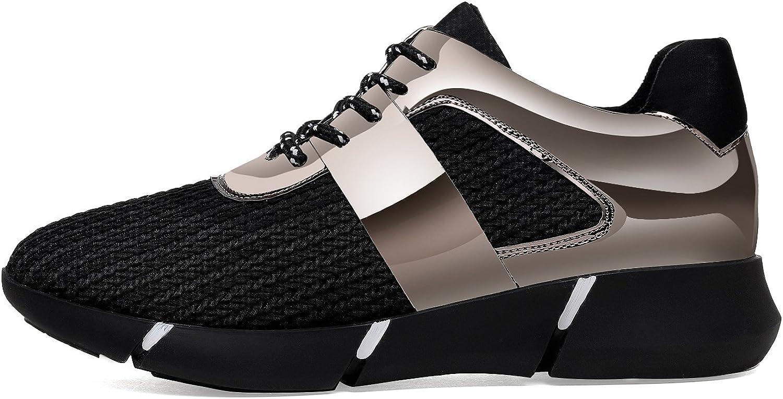 Ljuvlig känsla för Kvinnors vinter, lättviktare, lättviktare, lättviktare, ytliga, slitna skor, modebara utomhus Exercise Athletic skor  upp till 70%