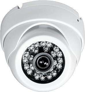 Sinis Security Hybrid Cámara de vigilancia de seguridad de 5 MP 4 MP 1080P HD-TVI/CVI/AHD/960H CCTVresistente al agua para exterior/interior 36 mm sistema de vídeo domo de metal