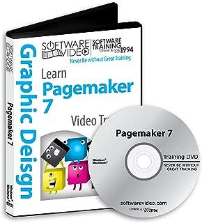 Software Video Learn ADOBE Pagemaker 7 Training DVD Sale 60% Off training video tutorials DVD
