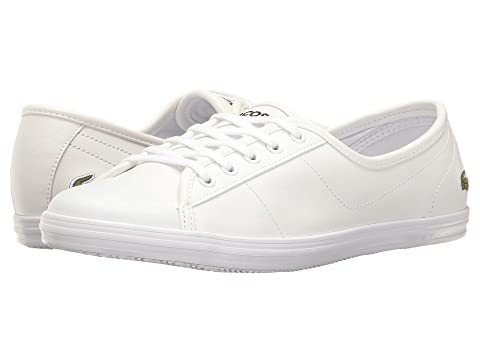 Lacoste 1 Ziane Suministro Navywhite Bl fSddx