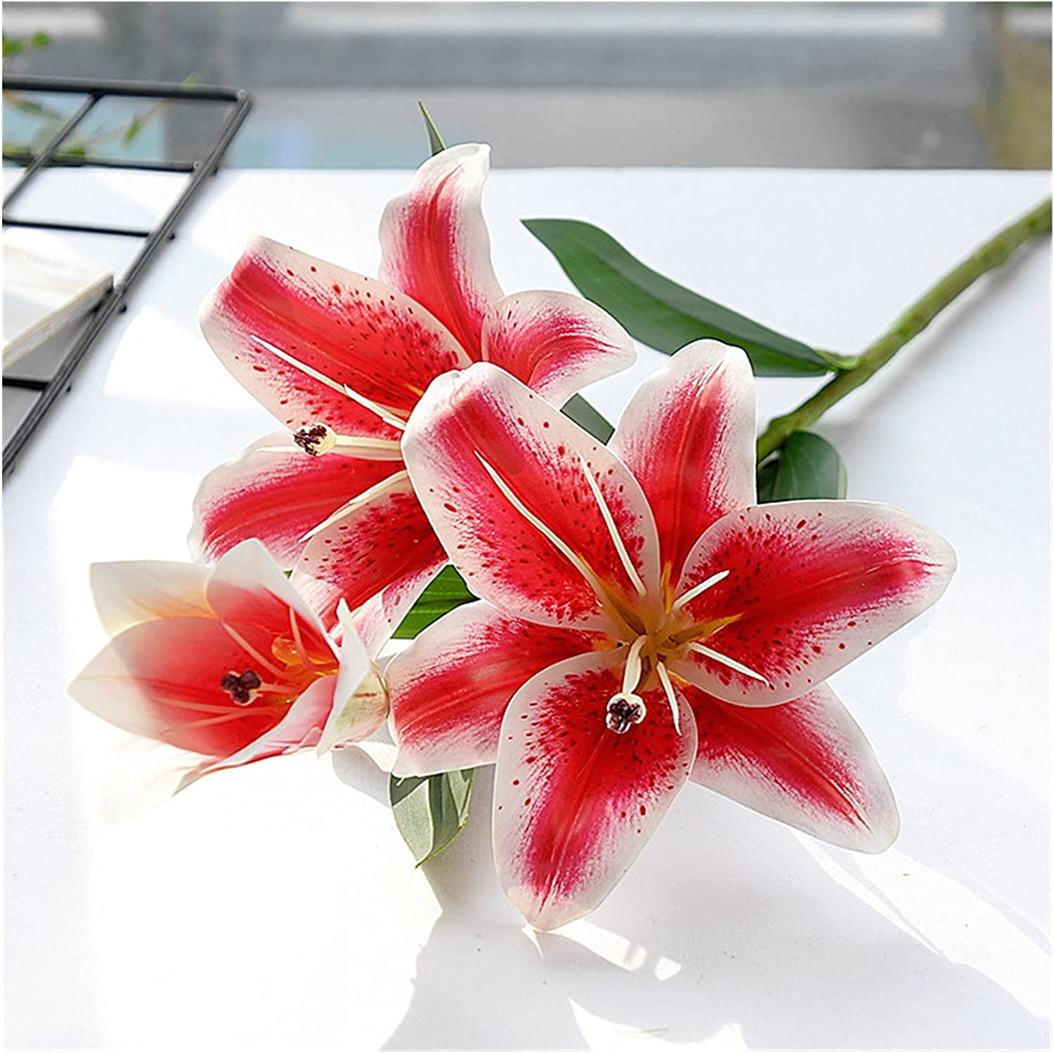 Trust FANGLMY Artificial Flowers in False Branc 3D All stores are sold
