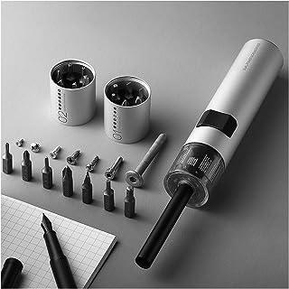 Bärbar mini sladdlös skruvmejsel set startsida dubbel kraft elektrisk skruvmejsel hem underhåll reparationsverktyg batteri...