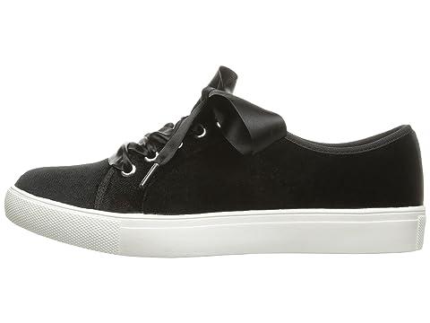 Dirty Laundry Fillmore Velvet Sneaker Black Rich Velvet