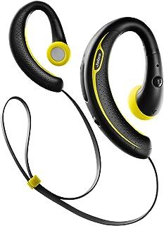 Jabra Auricolari Stereo Sport Plus Wireless Bluetooth, Nero/Giallo
