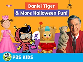 Daniel Tiger and More Halloween Fun!