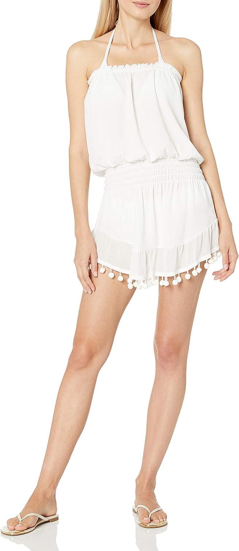 Ramy Brook Women's Standard Marcie Pom Dress