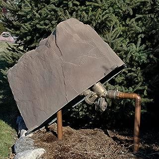 Fake Rock Water Pump Cover Model 116 Riverbed
