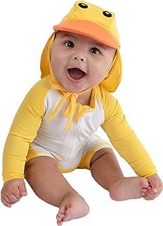 Cuddle Club Bañador Bebé y Niño de una Sola Pieza Anti UV