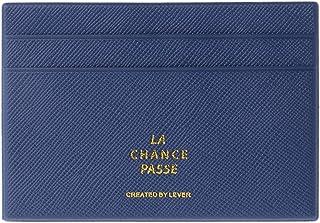 Sqiuxia Ultra Slim ID Credit Debit Bank Cards Holder Portable Lightweight Card Case Bag Wallet for Men Women (Blue)