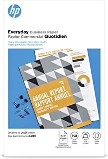 HP Everyday Business Paper | Glossy Laser | 11x17 | 150 Sheets