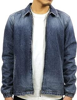 [ヌーディージーンズ] Nudie Jeans 正規販売店 メンズ アウター デニムジャケット TORKEL VINTAGE BLUE DENIM JACKET 160570 B26 DENIM (コード:4132036202)