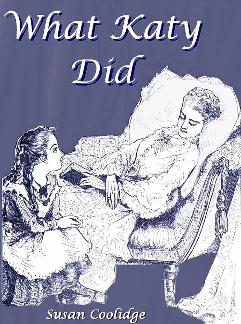 野ウサギポジションエリートWhat Katy Did (Illustrated) (English Edition)