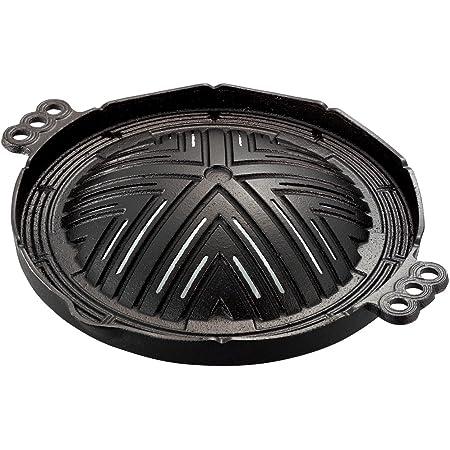 池永鉄工 ジンギスカン鍋穴あき 26cm QGV2701