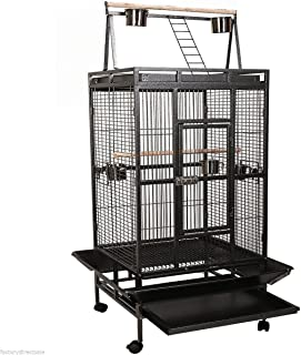 Best senegal parrot cage setup Reviews