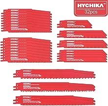 10 x 240mm Carbone bois alternatif Lames de scie sabre R1021L Bosch Makita