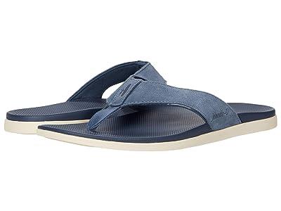 johnnie-O Dockside Toe Post Sandal