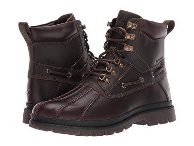 Sperry Watertown Duck Boot (Tan/Olive) Men