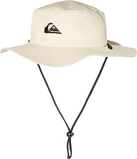 قبعة رجالي من Quiksilver مطبوع عليها Bushmaster للحماية من الشمس