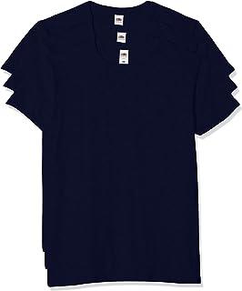 Fruit of the Loom T- Shirt (Lot de 3) Homme