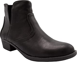 Sugar Booties for Women Treat Womens Ankle Boot Black 6.5