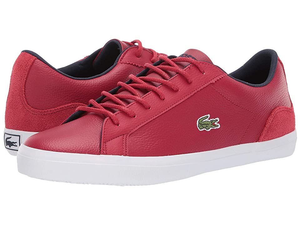 Lacoste Lerond 318 3 (Red/Navy) Men