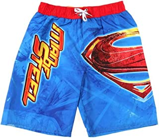 DC Comics Superman Boy Swimsuit Swim Trunk (6/7)