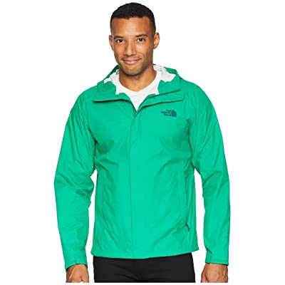 The North Face Venture 2 Jacket (Primary Green/Primary Green) Men
