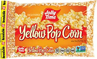 Jolly Time Yellow Popcorn, Poly Bag-32 oz