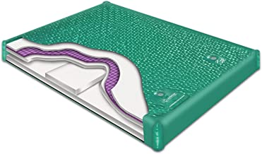INNOMAX Genesis 800 Ultra Waveless Lumbar Support Waterbed Mattress, King