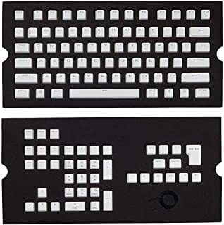 Corsair CH-9234-WW Gaming PBT Double-Shot Keycaps Full 14/15-Keyset White White White Full