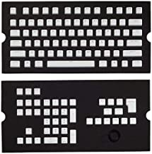 Corsair Gaming Pbt Double-Shot Keycaps Full 104/105-Keyset - White,CH-9000234-WW