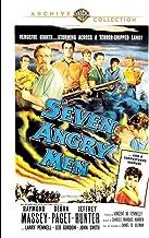Seven Angry Men [Edizione: Stati Uniti] [Italia] [DVD]