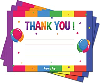Best birthday party thank you cards Reviews