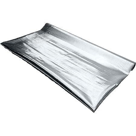Color : 40 x 200 cm Longueur 2 5m Argent One Way Glass Film Autoadh/ésif DIY Miroir R/éfl/échissant Fen/être Miroir UV Sun Window Film Protection De La Vie Priv/ée