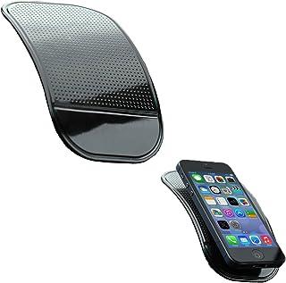 wortek KFZ Universal Anti Rutsch Matte/Antirutsch/Klebematte/Halterung für Handys und andere kleine Gegenstände im Auto/andere schräge Oberflächen
