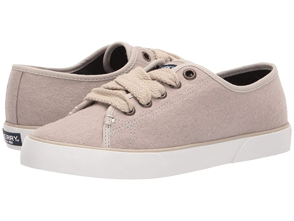 Sperry Pier View Wool (Oatmeal) Women