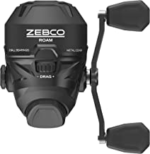 Zebco Roam Spinning or Spincast Fishing Reel, All-Metal...
