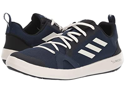 adidas Outdoor Terrex CC Boat (Collegiate Navy/Chalk White/Black) Men