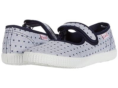 Cienta Kids Shoes 56055 (Infant/Toddler/Little Kid/Big Kid) (Navy) Girl