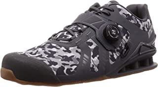 Inov-8 Mens Fastlift 400 BOA | Weight Lifting Shoe | Great for Weight Training & Powerlifting | Perfect Squat Shoe