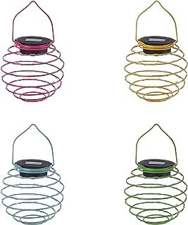 Best solar spiral lantern Reviews